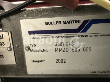 Müller Martini Prima S Amrys Picture 23