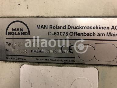 Manroland R 901 1/1 W Picture 12