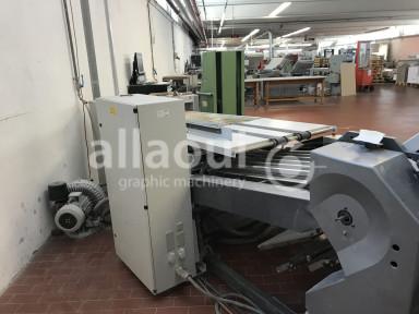 Heidelberg Stahlfolder TH 82 4-4-4 Picture 3