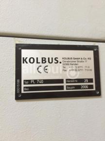 Kolbus PL 740 Picture 3