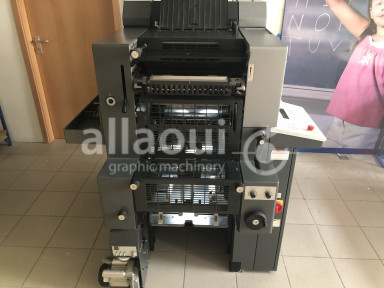 Heidelberg Printmaster QM 46-2 with 1 Mio Impressions only! Picture 3