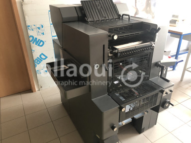 Heidelberg Printmaster QM 46-2 with 1 Mio Impressions only! Picture 4
