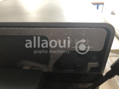 Heidelberg Printmaster QM 46-2 with 1 Mio Impressions only! Picture 10