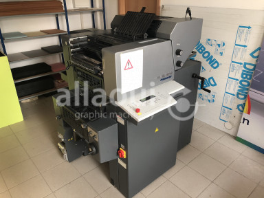 Heidelberg Printmaster QM 46-2 with 1 Mio Impressions only! Picture 2