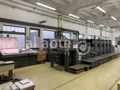 Heidelberg SM 74-5 P2+L used