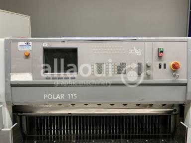 Polar 115 ED Cutting Line Picture 5