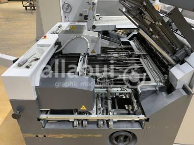 Heidelberg Stahlfolder KH 82-4 KTL + SBP 66H Picture 10