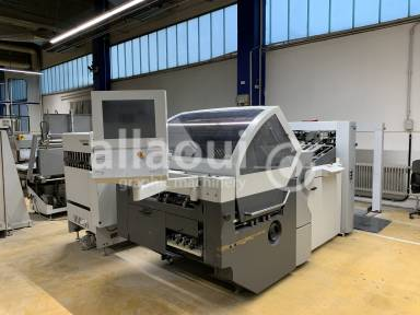 Heidelberg Stahlfolder KH 82-4 KTL + SBP 66H Picture 2