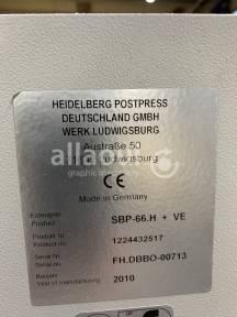 Heidelberg Stahlfolder KH 82-4 KTL + SBP 66H Picture 19