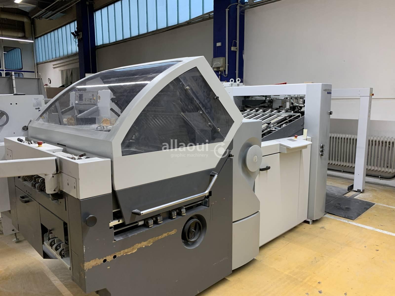 Heidelberg Stahlfolder KH 82-4 KTL + SBP 66H Picture 1