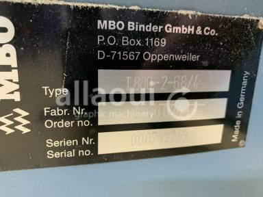 MBO T 800 4-4-2 + SBAP 46 Picture 18