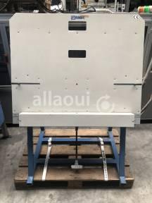Wandt RA 105 plate bender / Plattenbiege used