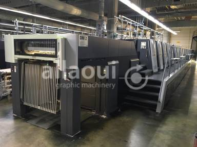 Heidelberg XL 106-10-P 18k used