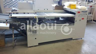 Popp Mailing / Inkjet Anlage Picture 2