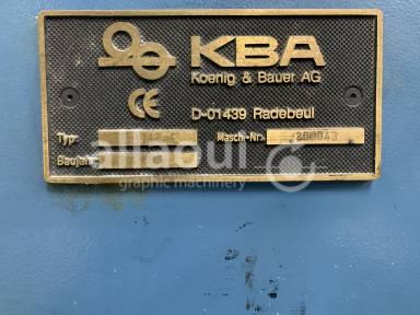 KBA RA 142-4 FAPC Picture 17