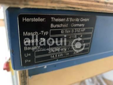 Theisen & Bonitz TB Flex B 310 HP + tb flex S 204 QSM Picture 6
