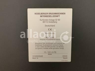 Heidelberg Speedmaster XL 162-8-P Picture 24