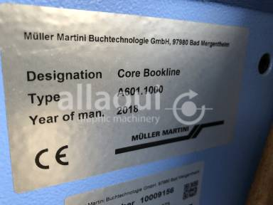 Müller Martini Diamant MC 60 Picture 16