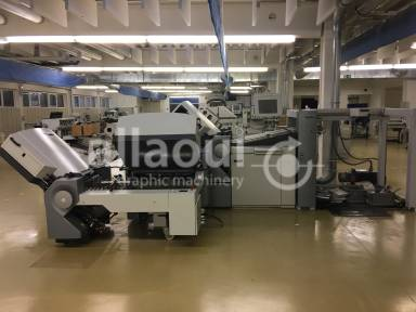 Heidelberg Stahlfolder TH 82 6-6-4 used