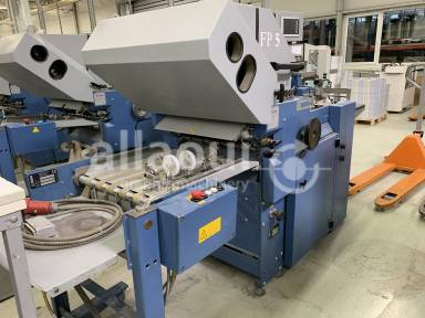 MBO T 460-4 + A56 used