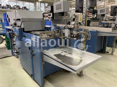 MBO T 530-4 + A56 used