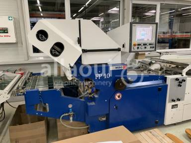 MBO T 700-4 + Palamides Delta 703 Picture 2