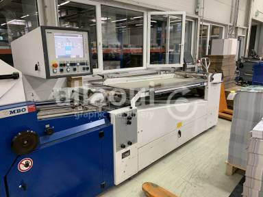 MBO T 700-4 + Palamides Delta 703 Picture 3