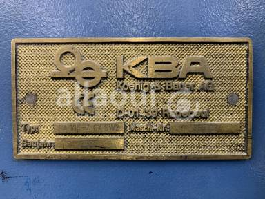 KBA RA 105-4 CX SW2 PWVA Picture 15