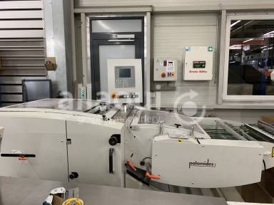 Palamides  Delta 703 used