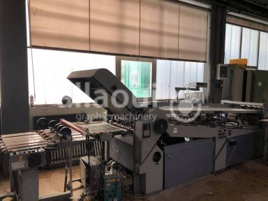 Stahl TC 66 4-4-RCC used