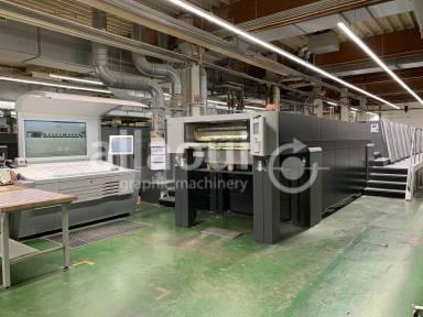 Heidelberg Speedmaster XL 106-8-P+L 18k used