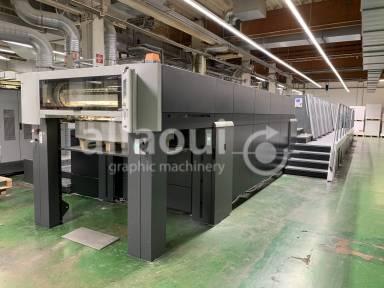 Heidelberg Speedmaster XL 106-8-P+L 18k Picture 2