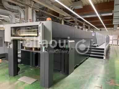 Heidelberg Speedmaster XL 106-8-P+L 18k Picture 9