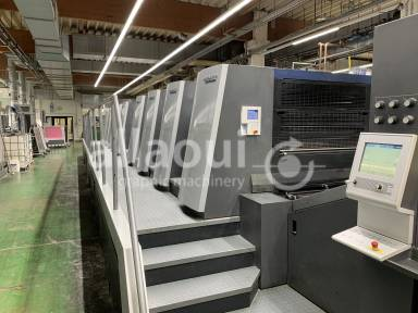 Heidelberg Speedmaster XL 106-8-P+L 18k Picture 19