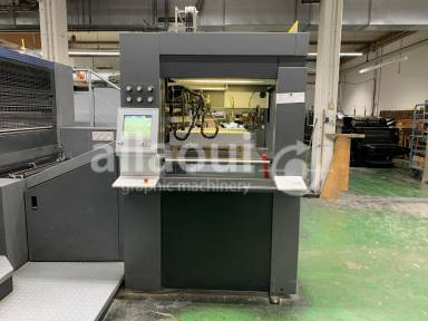Heidelberg Speedmaster XL 106-8-P+L 18k Picture 20