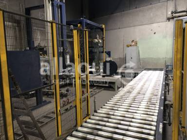 Cyklop XZE-50 / 2x CFL-2 / CSA-Twin packing line Picture 15
