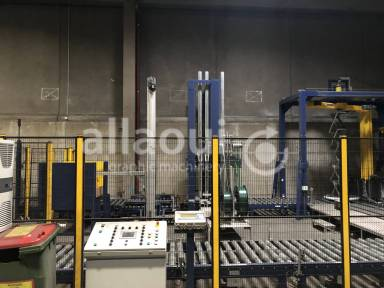 Cyklop XZE-50 / 2x CFL-2 / CSA-Twin packing line Picture 19