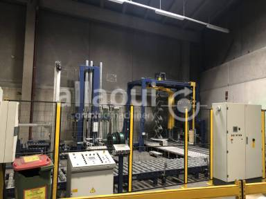 Cyklop XZE-50 / 2x CFL-2 / CSA-Twin packing line used