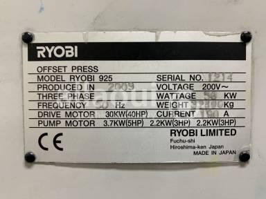 Ryobi 925+L LED UV Picture 9