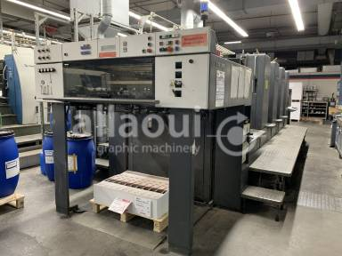 Heidelberg CD 102-4 used
