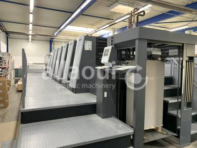 Heidelberg XL 75-6+L (F)  Picture 12