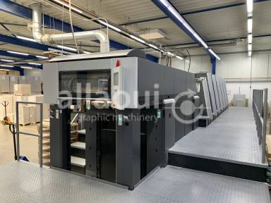 Heidelberg XL 75-6+L (F)  used