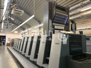 Heidelberg XL 75-6+LYYL (F) UV Picture 12