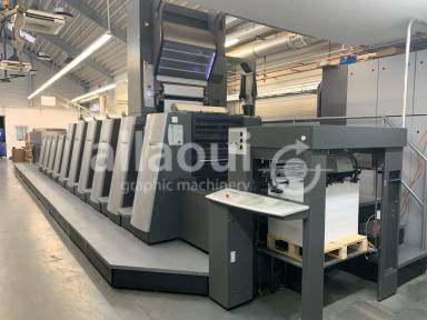 Heidelberg XL 75-6+LYYL (F) UV Picture 13