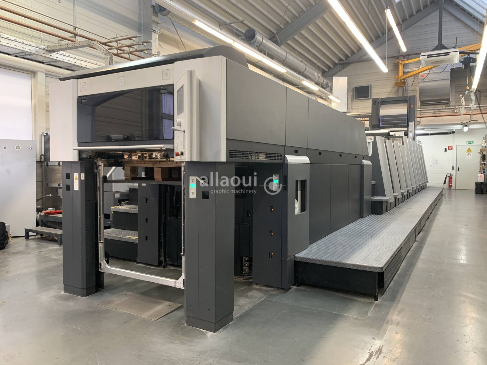 Heidelberg XL 75-6+LYYL (F) UV Picture 1