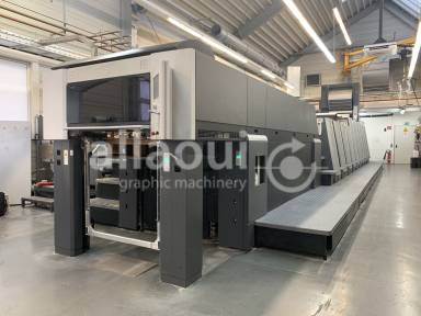 Heidelberg XL 75-6+LYYL (F) UV used