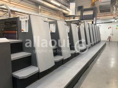 Heidelberg XL 75-6+LYYL (F) UV Picture 9