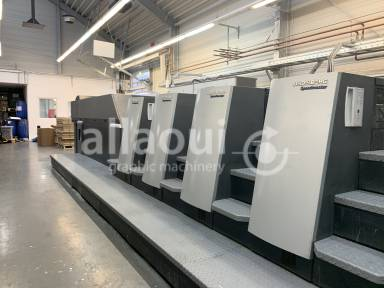 Heidelberg XL 75-6+LYYL (F) UV Picture 10
