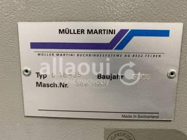 Müller Martini Corona C18-35 Picture 29