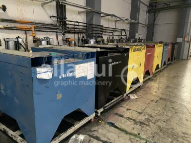 Technotrans 8x TCP 89/12 incl. Container used